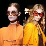 2015 İlkbahar/Yaz Güneş Gözlüğü Trendleri