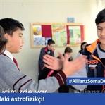 """Allianz SomaDA""""yı (Soma Dayanışma Ağı) geliştirdi."""