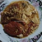 Bulgurlu tavuk yemeği