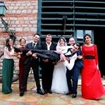 Düğün Fotoğraflarından Muhteşem Kareler