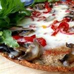 Galeta Pizzası