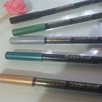 Golden Rose Glitter Eye Pencil