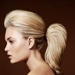 Günün Saç Şekli : At Kuyruğu Modelleri