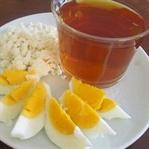 Kahvaltıda Yumurtanın Yanında Çay İçmeyin!
