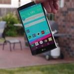 LG G4 Düşürme Testi