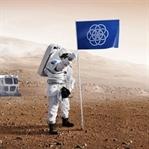 İlk defa bütün dünyayı temsil eden bayrak tasarımı