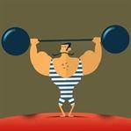 Mr. Muscle kısa sürede oynanan keyifli oyun