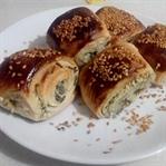 Peynirli Rulo Poğaça
