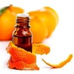 Portakal kabuklu tarçınlı masaj yağı