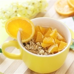 Portakallı Müsli /Sağlıklı Beslenme-2-