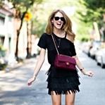 Püsküllü Elbise Modelleri