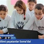 """Soma'da """"Toplumsal Dönüşüm Projesi"""""""
