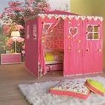 Çocuk Odası Dekorasyonu İçin Çocuk Çadırları