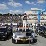 DTM: Norisring'de Kazananlar Wehrlein & Wickens