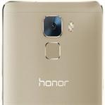 Huawei'nin Yeni Akıllı Telefonu Honor 7 Tanıtıldı