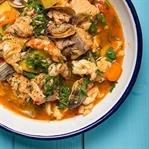 Kakavia balık çorbası