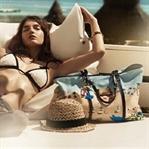 Plaj çantalarında Yaz trendleri