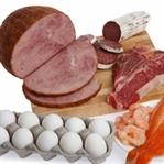 Protein Diyeti ile günde 500 gram verin
