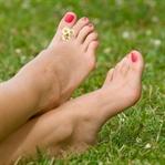 Topuk Çatlakları Ve Topuk Dikeni