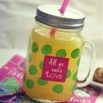 1 Portakal 1 Limon 10 Bardak Limonata