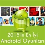 2015'in En İyi Android Oyunları