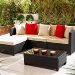 2016 Bahçe Dekorasyon Fikirleri ve Bahçe Mobilyala