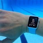 Apple Watch İçin Dünyanın İlk Yüzme Uygulaması