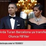 Arda Turan'ın Transfer Capsleri