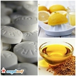 Aspirin Limon Kürü ile Selülitlere Elveda