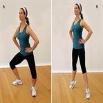 Bacak İnceltme Hareketleri Nasıl Yapılır