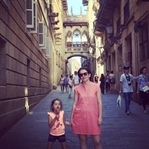Çocukla Barselona Tatili 2. Gün