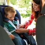 Çocuklar İçin Oto Koltuğu Kullanımı