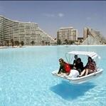Dünyanın En Büyük Havuzu !