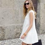 En iyi yazlık beyaz elbise modelleri