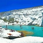 En İyi 4 Yunan Adası Plajı