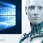 Eset Antivirüs Windows 10 ile Uyumlu
