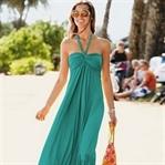 Günlük ve Yazlık Uzun Elbise Modelleri
