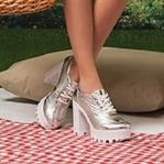Kalın topuklu ayakkabı 2015