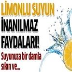 Limonlu Su İçmenin Zayıflamaya Etkisi