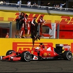 Macar Kral Vettel, Zaferi Bianchi'ye Adadı
