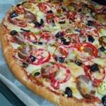 Ramazan Pidesinden Pizza Nasıl Yapılır