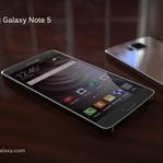 Samsung Galaxy Note 5'in İlk Görüntüleri