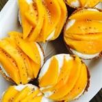 Unsuz Mango Tartöletleri