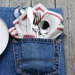 Yemek Sofralarını Renklendiren  Amerikan Servisler