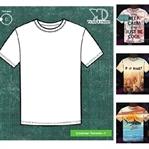 Your Design ile Hayalindeki Tişörtü Tasarla!