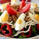Yumurtalı Salata Tarifi