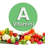 A Vitaminin İçeren Besinler