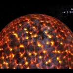 Ay'daki alev çeşmelerinin sırrı nedir?