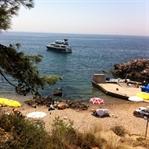 Burgazada - Kalpazankaya Plajı ve Restaurant