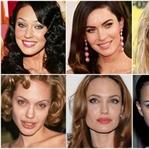 Burun estetiği yaptıran ünlü kadınlar